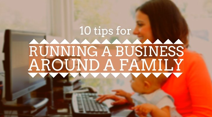 Building a business around a family