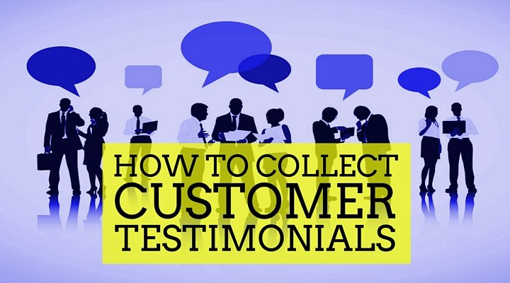 How to Collect Customer Testimonials