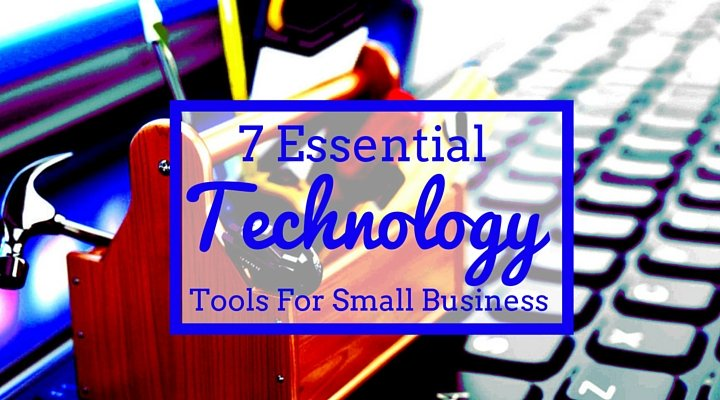 Technology Tools for Small Business