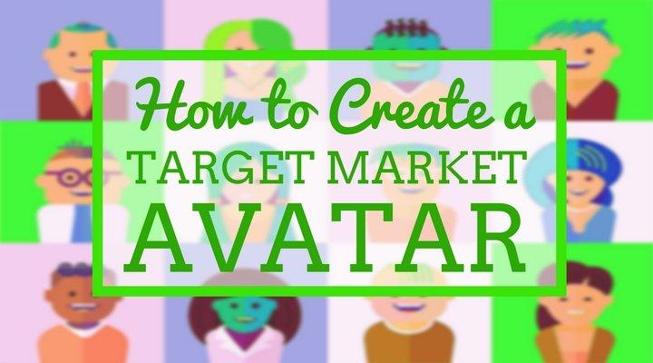 target market avatar