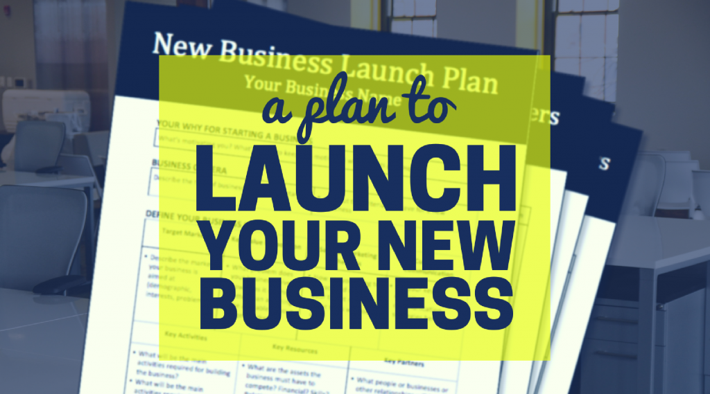 New Business Launch Plan
