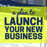 New Business Launch Plan (How to turn your Business Idea into reality)
