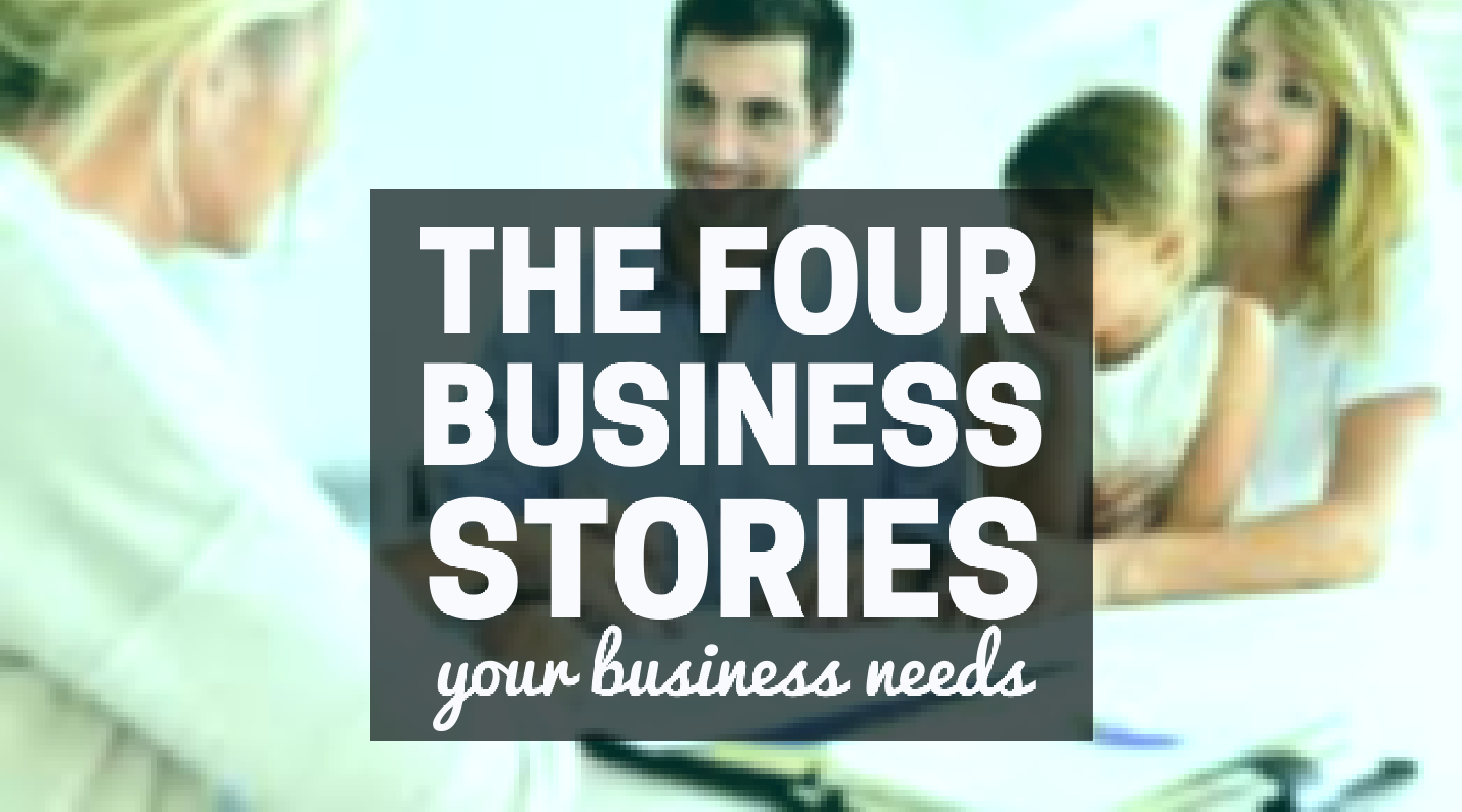 Four Business Stories