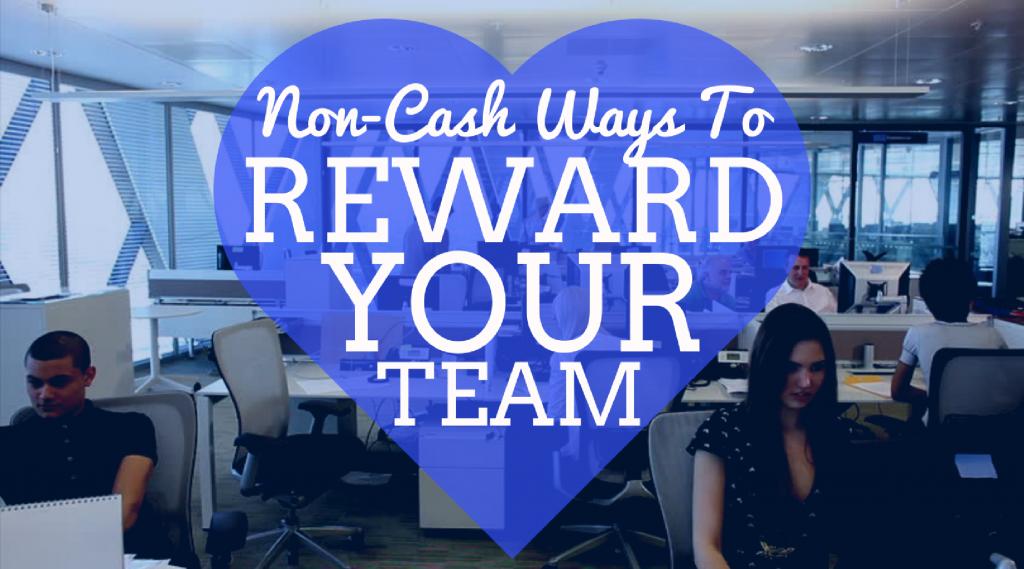 Ways To Reward Your Team
