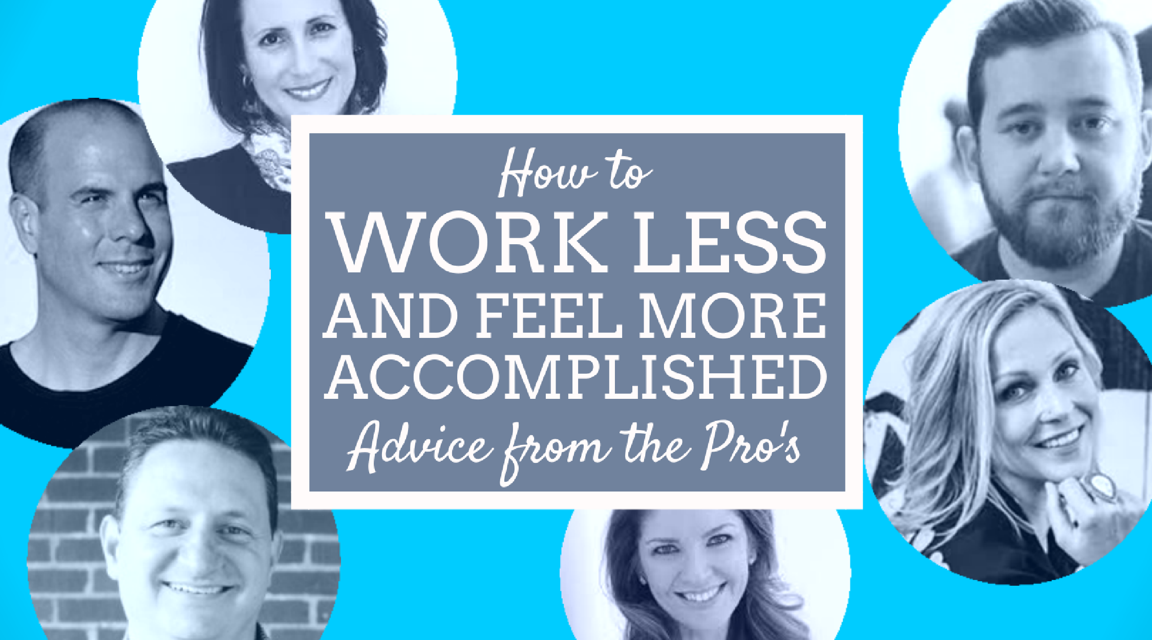how to feel less tired at work