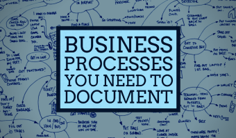 Which of the Following Business Processes Do You Need to Document?