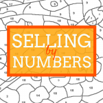 Selling by Numbers (reach your targets using this technique)