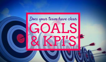 Does everyone on your team have clear goals and KPI's?